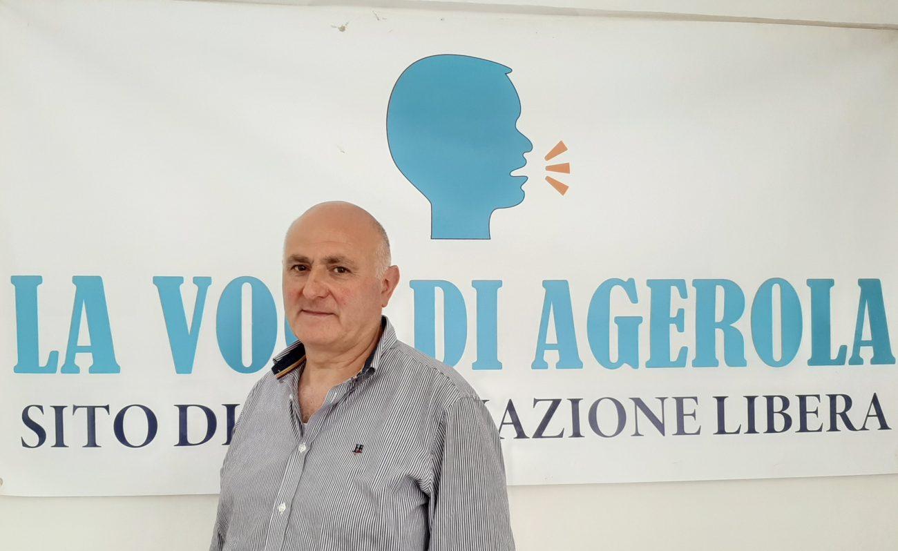 Gennaro Fusco, uno degli organizzatori della Sagra del Fiordilatte
