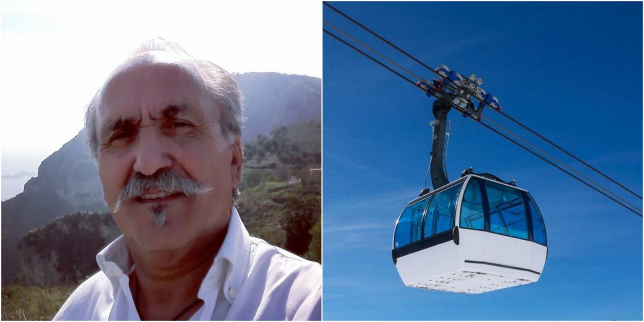 L'ingegnere Iovieno ci parla della funivia Agerola Amalfi