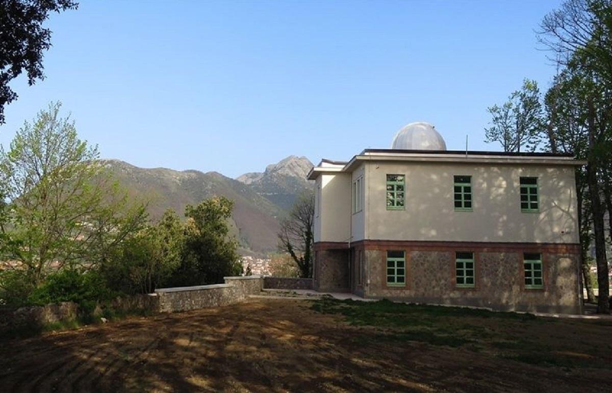 Consiglio COmunale presso l'osservatorio astronomico